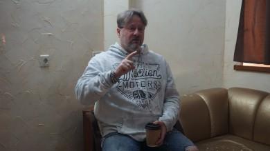 Эдуард Радзюкевич в Воронеже рассказал новости о здоровье Фёдора Добронравова