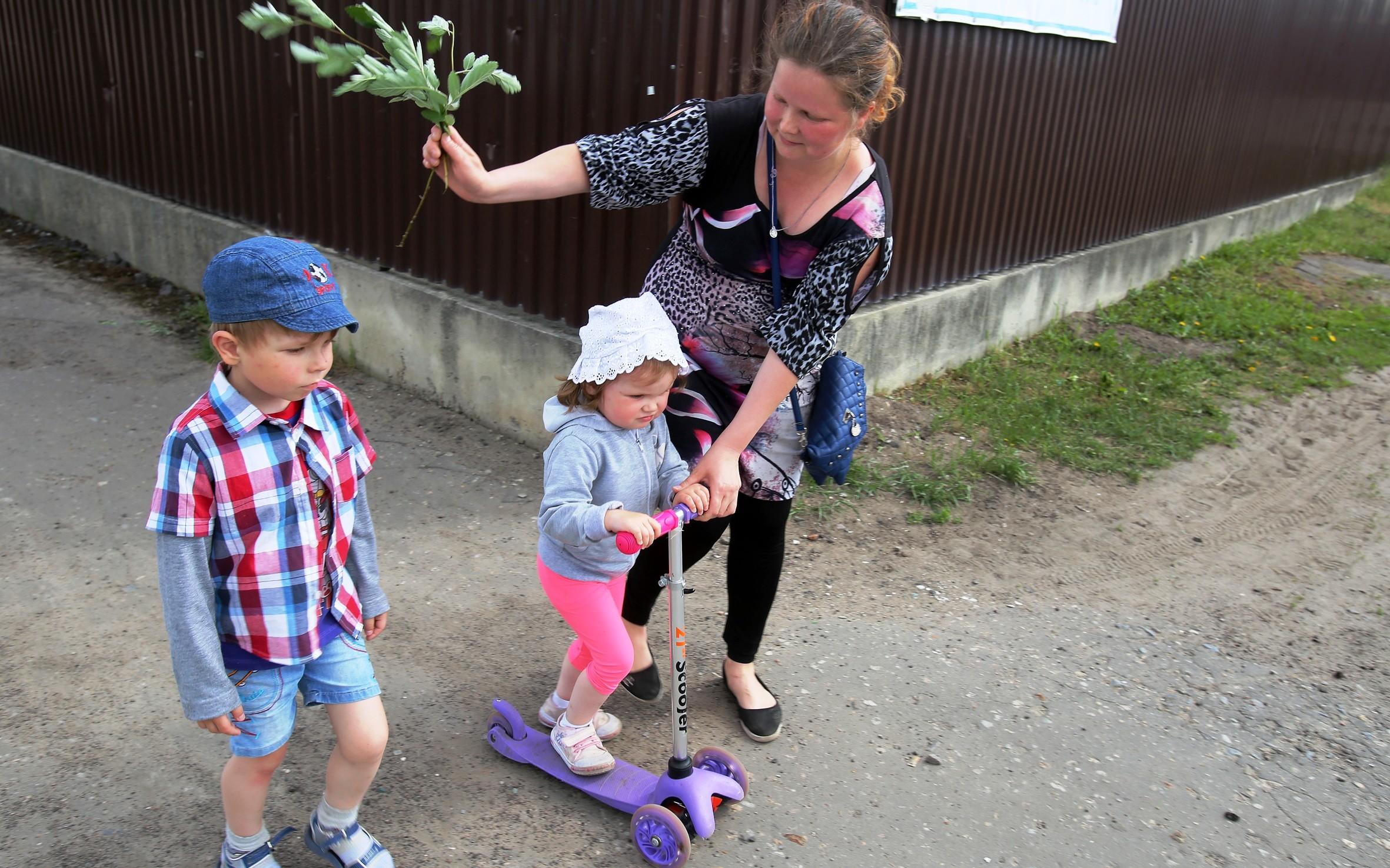 14 детей в Воронежской области пострадали из-за нашествия комаров