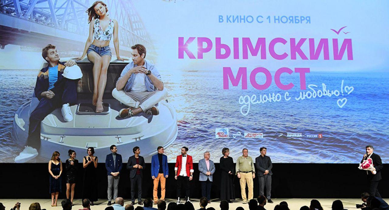 Госкино будет поддерживать фильмы, которые можно идентифицировать с Украиной, - Бородянский - Цензор.НЕТ 1046