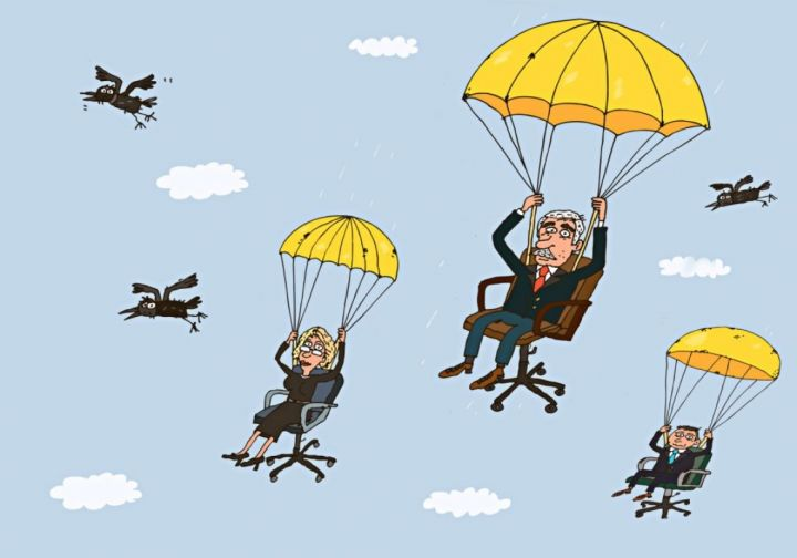 Александр Гусев признал свою ошибку в истории с «золотым парашютом»