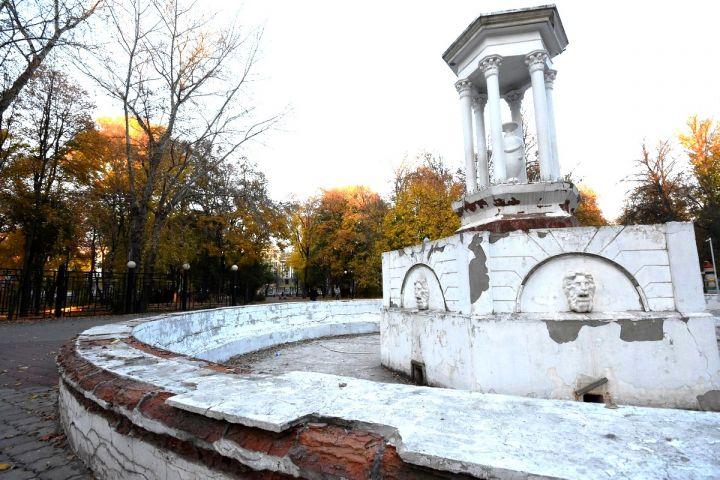 Проект реконструкции парка «Орлёнок» в Воронеже появится уже весной