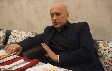 Захар Прилепин в Воронеже: «Я всё жду, когда Ксения Собчак начнёт подмигивать»