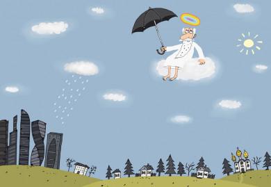 Синоптики рассказали, сколько будут идти дожди в Воронежской области
