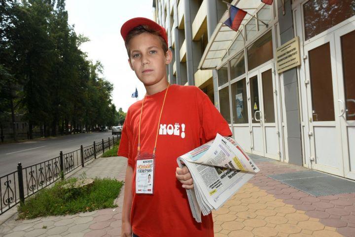 Феликс Горянин: «Продавая газету, зарабатываю на хороший телефон»