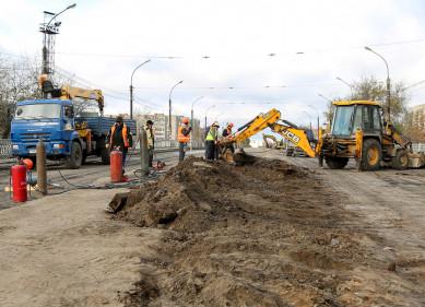Подрядчик реконструкции виадука в Воронеже заплатит неустойку за срыв сроков