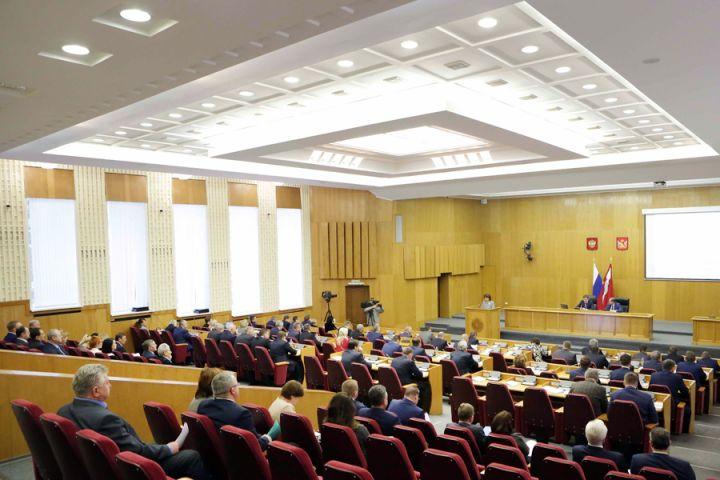 Воронежская Облдума внесла в план законодательной деятельности на 2020 год более...