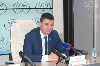 Глава Новоусманского района рассказал об IKEA, «Черёмушках» и грибах