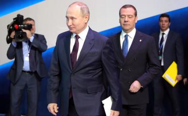 Путин ввёл новую должность для Дмитрия Медведева