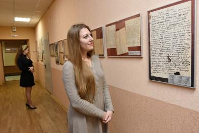 Уникальные документы об освобождении Воронежа можно увидеть на новой выставке