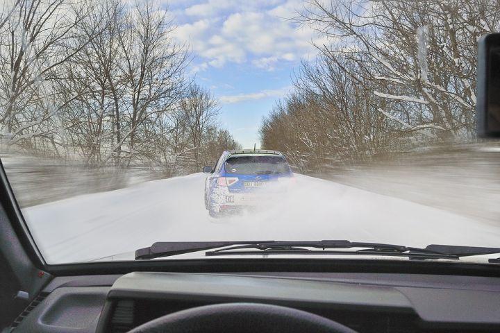 Воронежцев предупреждают о гололёде на дорогах