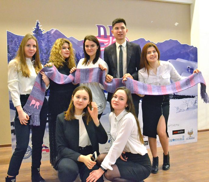В Воронежском опорном университете в 10-й раз стартовала «Зимняя школа PR»