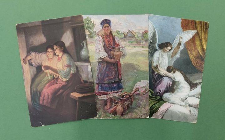 Воронежцев зовут на бесплатную выставку редких открыток