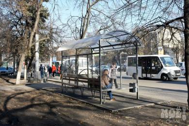 В Воронеже появится новая автобусная остановка