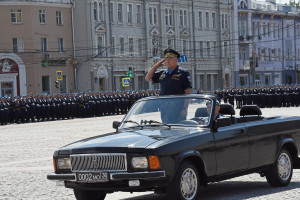 Репетиция парада в Воронеже: всё, что будет 24 июня, смотрите уже сейчас