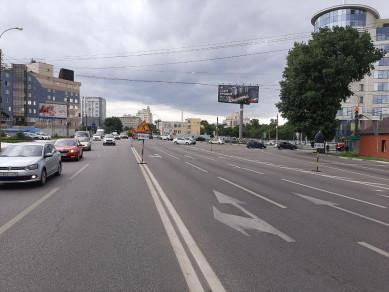 У виадука на ул. Ленина появились новые знаки